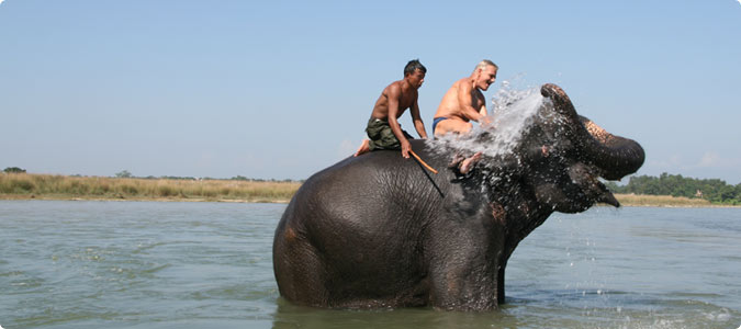 Nepal Resort - Chitwan Safari Packages - Safari Club Chitwan